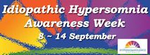 IH Awareness Week logo