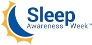 Sleep Awareness Week logo